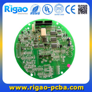 94V0 PCB Board Assembly Manufacturer Round PCB Assembly pictures & photos