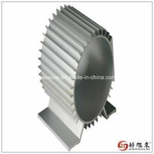 Customized Aluminum Profile for Motor Casing