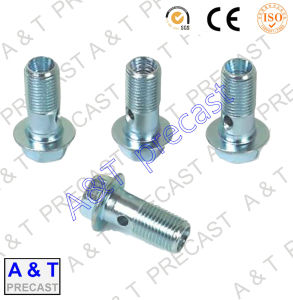 Double Thread Hanger Oil Banjo Bolt with High Quality pictures & photos