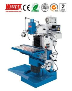 Universal Tool Milling Machine (X8132A X8140A XS8132A XS8140A) pictures & photos