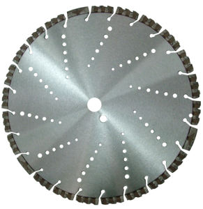 Laser Welded Diamond Circular Saw Blade for Bricks pictures & photos