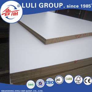 1220X2440mm Melamine MDF Board From Your Reliable Supplier pictures & photos