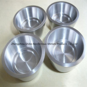 Tungsten Crucibles for Smelting, 6-8L W Crucibles for Furnace pictures & photos