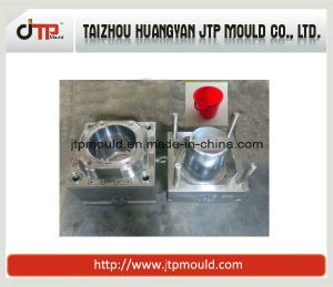 Small Water Bucket Plastic Bucket Mould pictures & photos
