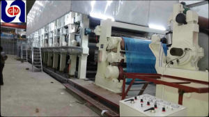 Paper Production Machinery, Copy /A4, Printing Paper Production Linepaper Recycling Machine Prices pictures & photos