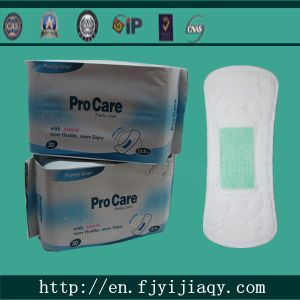 High Grade Disposable Daily Used Free Sanitary Panty Liner pictures & photos