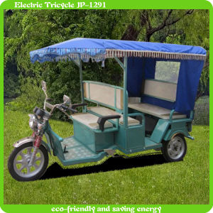 2014 New Model CNG Auto Rickshaw with Cover