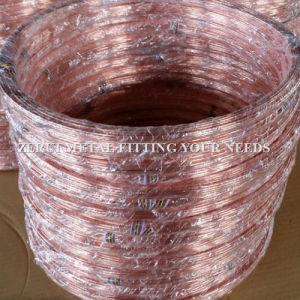 100m Refrigeration Capillary Copper Tube pictures & photos