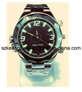 Waterproof Watch Camera Video Recorder Micro SD Slots Design pictures & photos