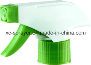 Trigger Sprayer with Plastic (XC04-3) pictures & photos