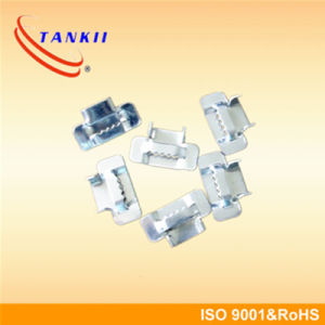 high quality stainless steel banding clamp teeth type pictures & photos