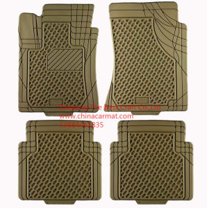 Universal PVC Car Mat Bt 1062 pictures & photos