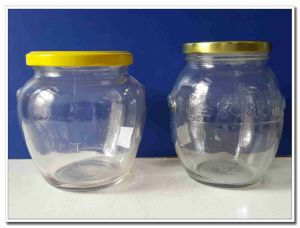 560ml 520ml Glass Jar pictures & photos