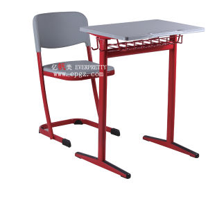 School Classroom Furniture Student Writing Tableand Chair Set pictures & photos