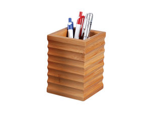 Bamboo Pens Holder (JD-OF014)