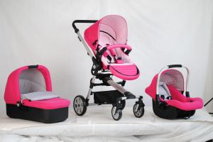 3 In1 Aluminium Baby Stroller En1888 Approved