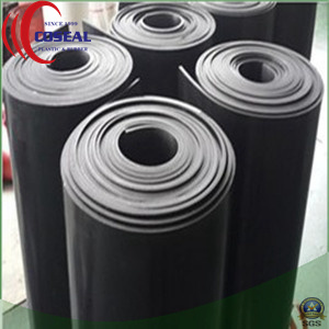 Five Colors of Nitrile Rubber Sheet for Floor pictures & photos