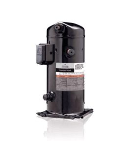 Copeland Hermetic Scroll Air Conditioning Compressor ZP485KCE TWD (460V 60Hz 3pH R410A)