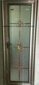 Real Photo White Aluminum Bathroom Door (EA-1003) pictures & photos