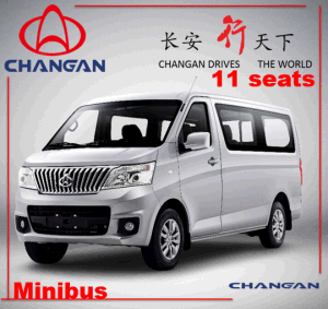 Changan G10 Mini Van pictures & photos