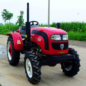 35HP 4WD Foton Farm Agricultural Tractor with CE Certificate pictures & photos