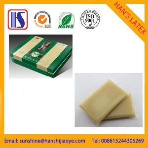 Semi-Automatic Hot Melt Animal Jelly Glue for Kraft Box