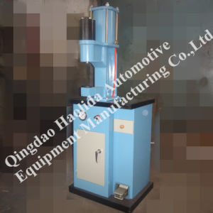 High Quality Qy-6 Model Brake Lining Rivet Machine pictures & photos