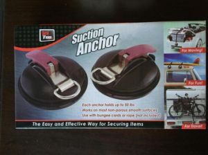 Suction Tie Down Anchors for Car Tie Pods pictures & photos