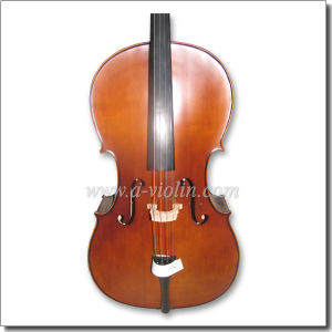 Wholesale Attractive Satin Finish Student Spruce Cello (CG102B) pictures & photos