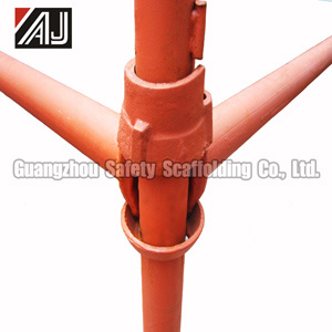 Heavy Duty Cup Lock Scaffolding for Building Construction pictures & photos