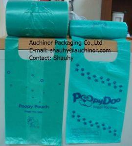 Eco-Friendly Reusable HDPE T-Shirt Bag Singlet Bag Vest Carrier Bag pictures & photos