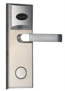 RF Card Hotel Lock (JS-8011-3) pictures & photos