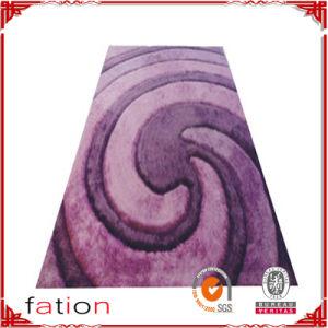 3D Effect Modern Design Area Rug High Quality Shaggy Floor Carpet pictures & photos