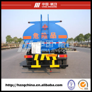 Chinese Manufacturer Offer Oil Trailer Truck, Fuel Tank Transportation (HZZ5162GJY) pictures & photos