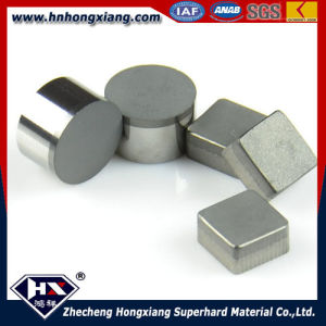 Zhecheng 1308 Polycrystalline Diamond Compact PDC blank pictures & photos