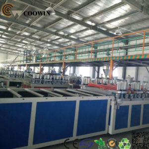 WPC Profile Extrusion Line Composite Decking Profiles pictures & photos