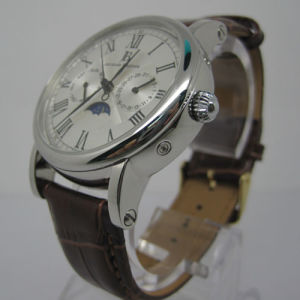 High Quality Stainless Steel Automatic Watch pictures & photos