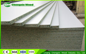 Best Plain or Melamine Particle Board From Linqing Chengxin Wood pictures & photos