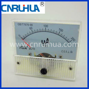 72*72mm High Quality AC/DC Ammeter Voltmeter pictures & photos