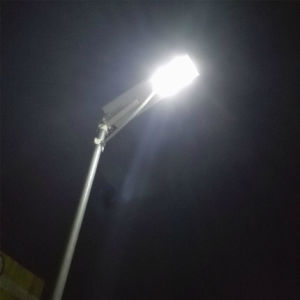 China Factory 5 Years Warranty Customized ISO EMC CE RoHS IP68 5W-100W Motion Sensor Integrated Solar Street Light pictures & photos