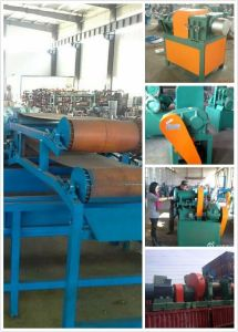 Waste Tire Recycling Powder Line Recycled to Rubber Powder pictures & photos
