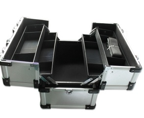 Professional Aluminum Tool Case with Dividers (KeLi-tray-06) pictures & photos