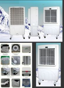 Energy-saving JHCCOL evaporative cooling (JH158) pictures & photos