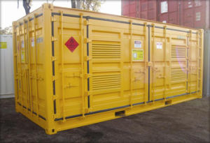 20gp Storage Containers in Qingdao pictures & photos