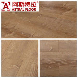4 Sides with Bevel Melamine New Style Laminate Flooring pictures & photos