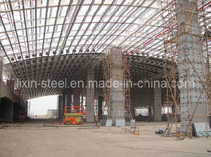 Steel Structure Showroom Building pictures & photos