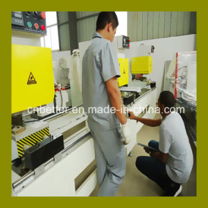 Seamless Welding Machine PVC Profiles, Welding Machine PVC Profiles, UPVC Window and Door Machine