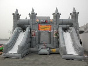 2014 Hot Sale Inflatable Double Land Combos pictures & photos