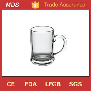 High Quality Clear Bulk 400ml Glass Stein Beer Mug pictures & photos