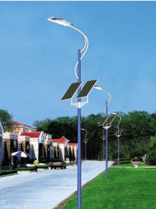 Best Selling 30W LED Solar Street Light pictures & photos